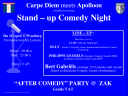 Comedy night in de Waaiberg