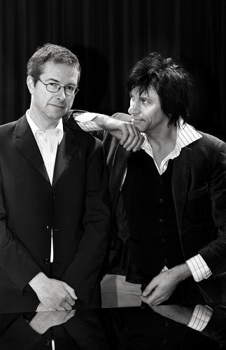 Jan Hautekiet en Rick De Leeuw (c) Arctixphoto