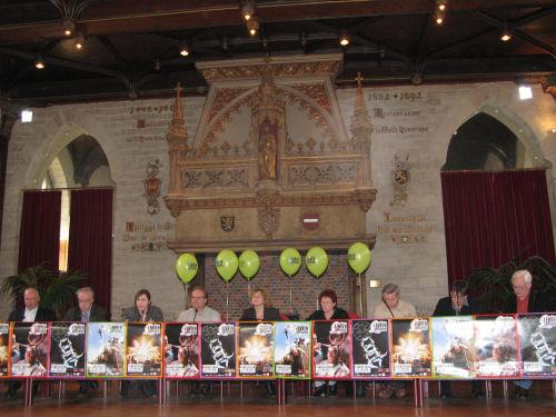 persconferentie Leuven in Scène