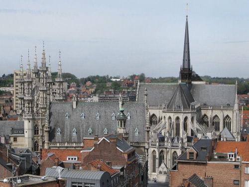 Open Wervendag in Leuven