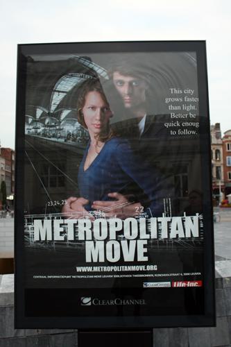 Metropolitan Move