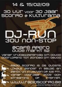 30uur voor 30 jaar Radio Scorpio Kulturama