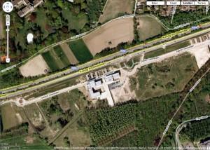 Gebouw Option bij Google Maps