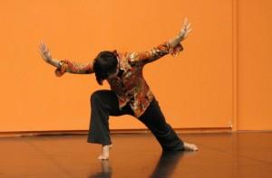 Dansworkshop met Susanne Bentley