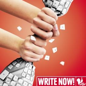 Write Now schrijfwedstrijd