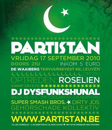 Flyer Partistan