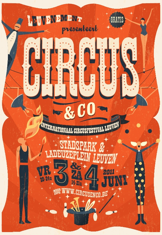 Circus en Co internationaal circusfestival