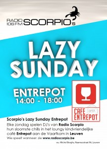 Lazy Sunday Flyer