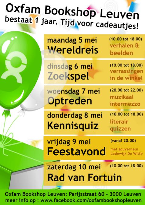 oxfam_bookshop_leuven_1_jaar-feestweek