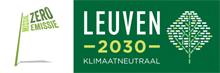 Leuven Klimaatneutraal Logo