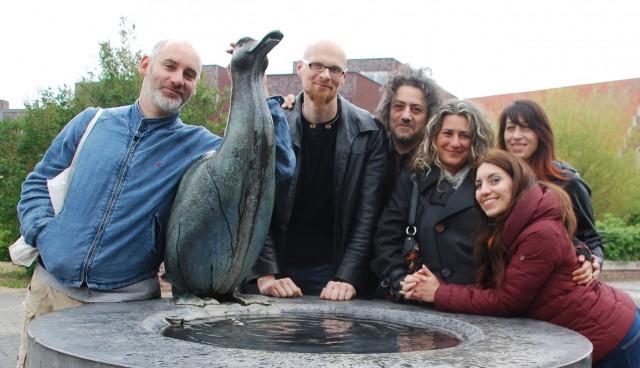 Italiaanse striptekenaars in Leuven (21)