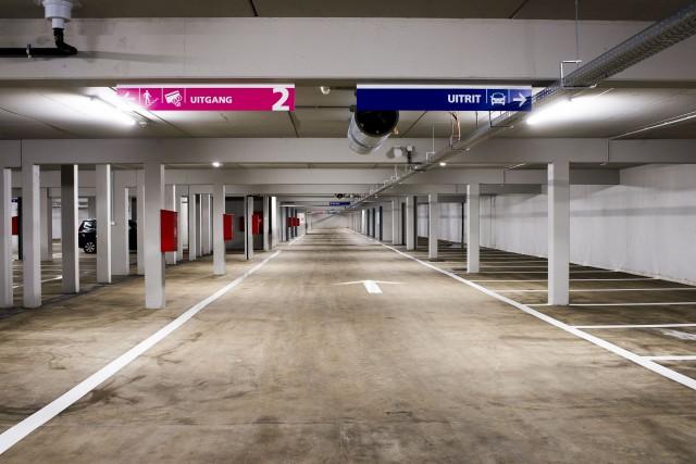 nieuwe publieke parking in leuven leven in leuven. Black Bedroom Furniture Sets. Home Design Ideas