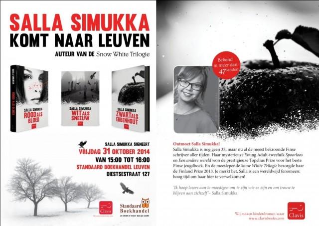 Snowwhite Trilogie - Standaard Boekhandel Leuven - kopie