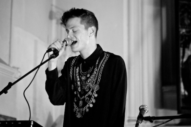 PerfumeGenius-StPancrasOldChurch-10/05/12-1 Photo by Anni Timms