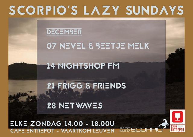 scorpio-lazy-sundays