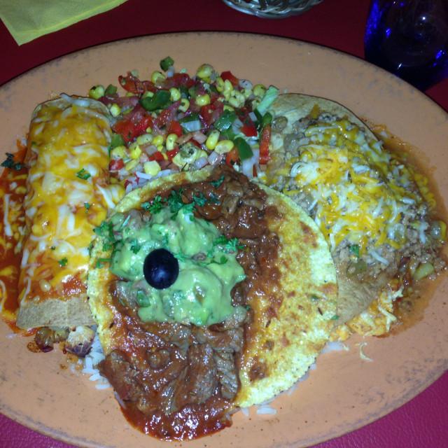 Combinado Fiesta Mexicana