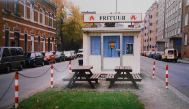 Fritkot Fonteinstraat 19..