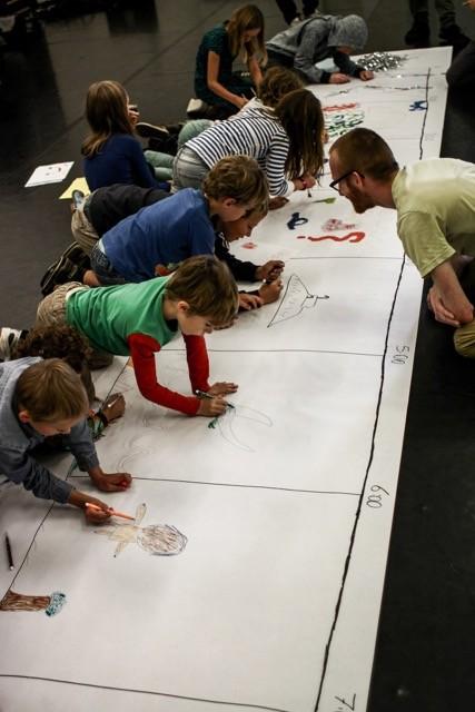 Workshop muziek tekenen-16