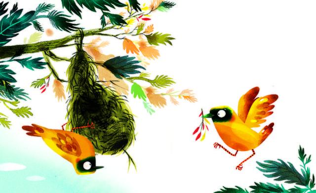 Geluksvogels © Sebastiaan Van Doninck