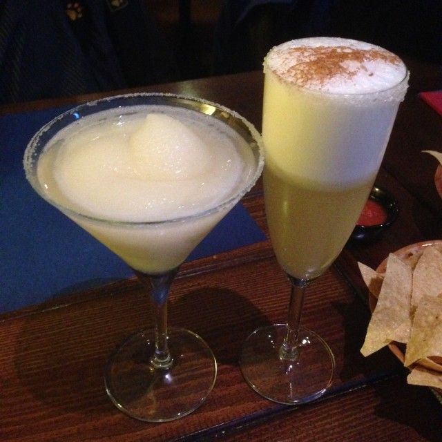 pisco sour en margariat