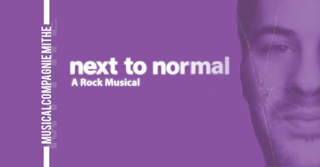 flyer Next To Normal