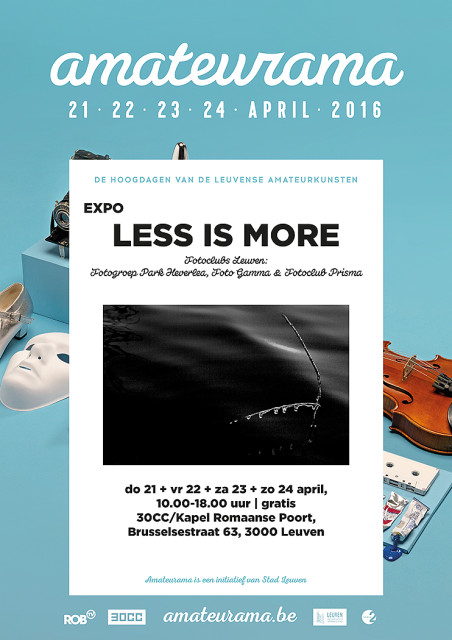 amateurama-expo-less-is-more-leuven-2016