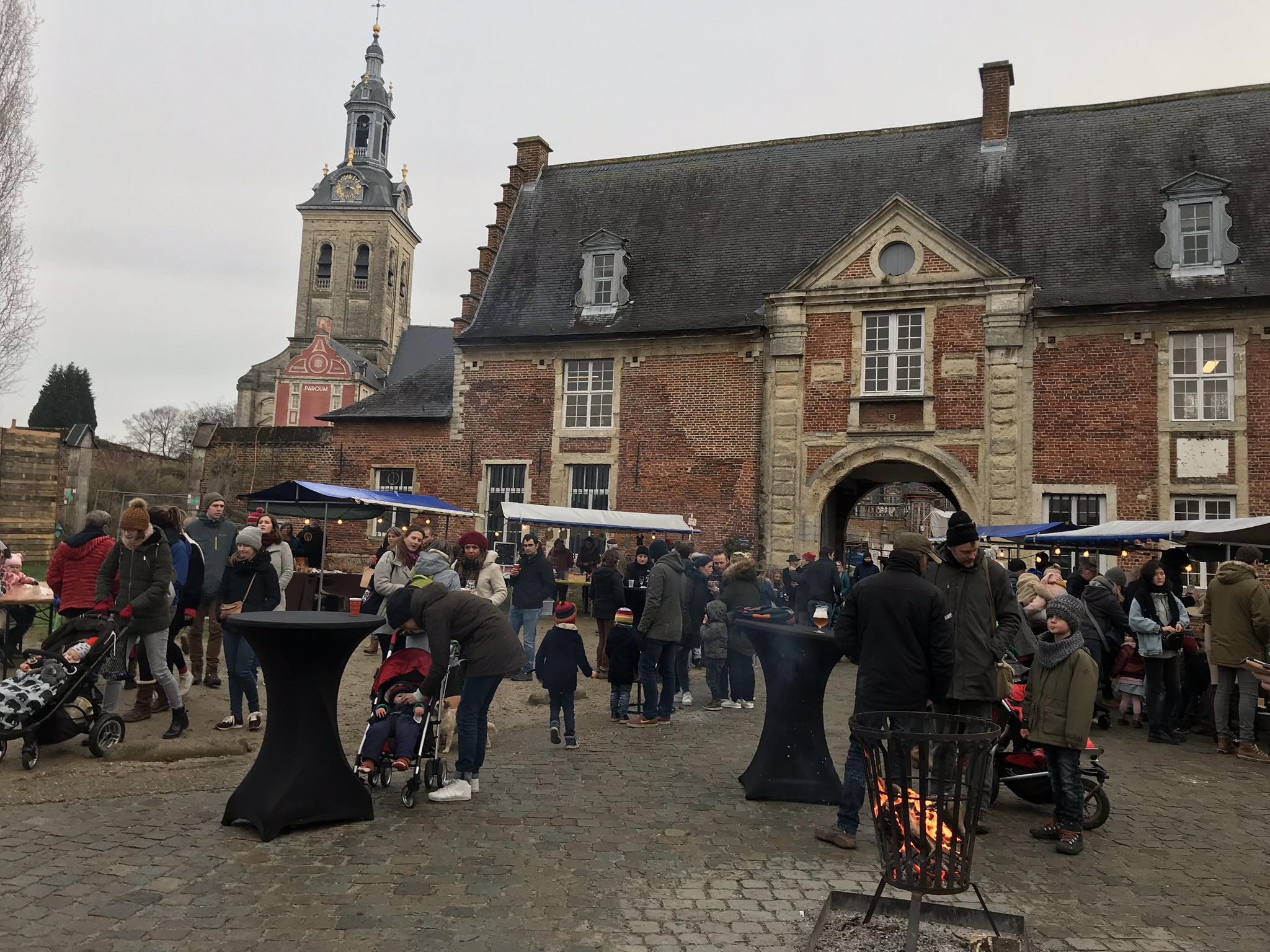 Kerstmarkt Leven In Leuven